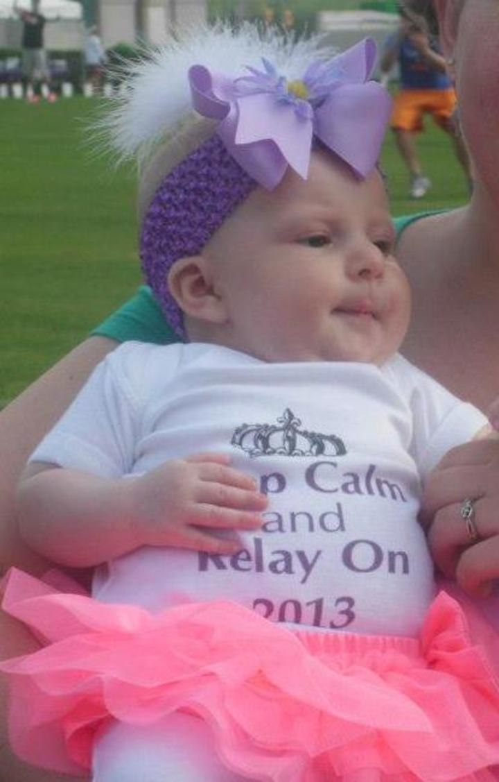 Relay Baby T-Shirt Photo