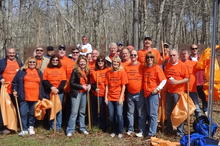 Metro Parothead Long Island Club Road Cleanup  T-Shirt Photo