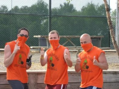 Jager Bomb Bandits T-Shirt Photo