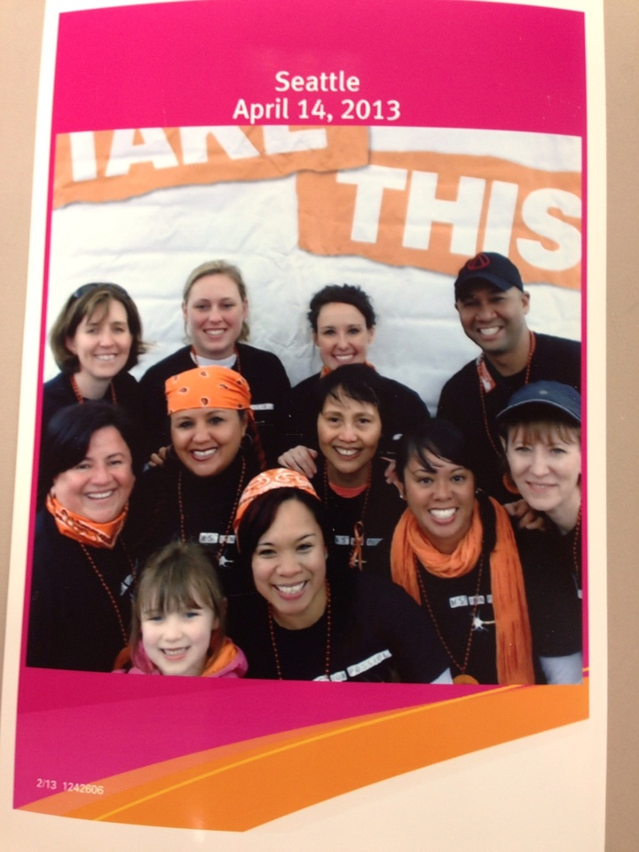 Ms Walk Seattle 2013 T-Shirt Photo