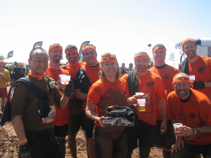 Tough Mudder T-Shirt Photo