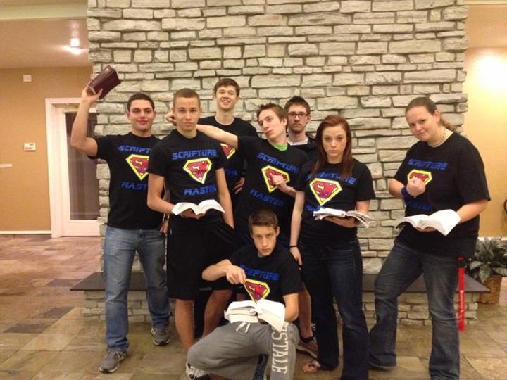 Cypress Seminary Class T-Shirt Photo