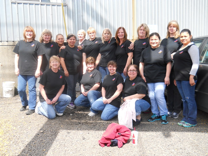Co Workers Unite T-Shirt Photo