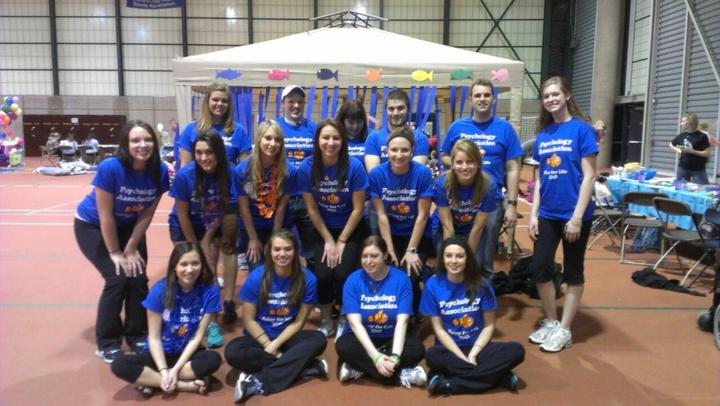 Relay For Life: Finding Nemo Theme T-Shirt Photo
