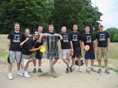 Bsaf Annual Disc Golf Tournament T-Shirt Photo