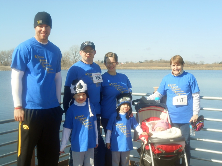 Autism Awareness 5 K T-Shirt Photo