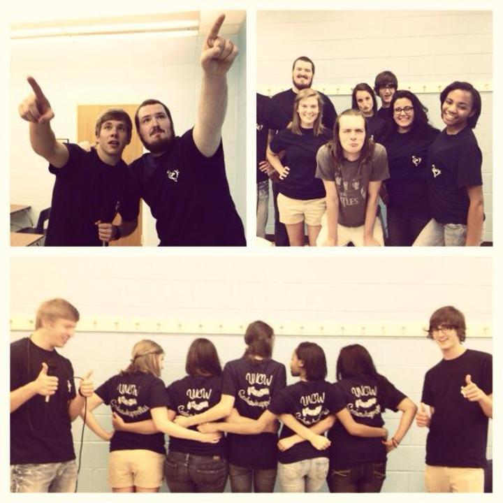 Seahawkappellas!  T-Shirt Photo