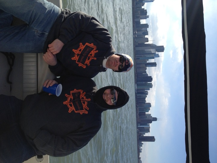 Opening Day Of Boat Season 2013 T-Shirt Photo