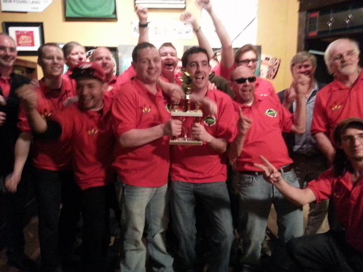 Battle Of The Pubs T-Shirt Photo