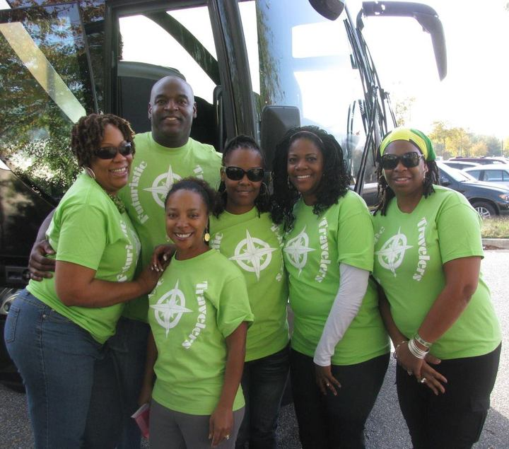 Reggae And Wine Tasting Fest Bus Trip T-Shirt Photo