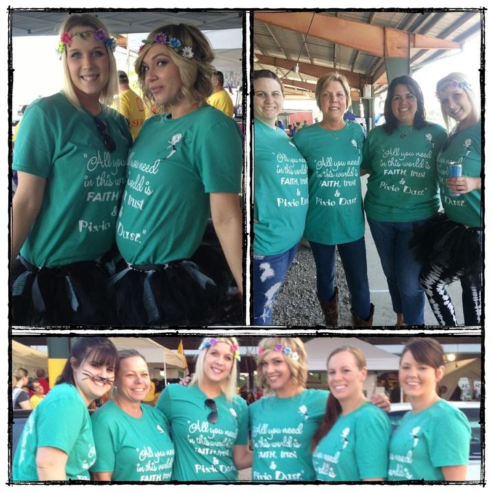 Team Stranz Relay For Life 2013 T-Shirt Photo
