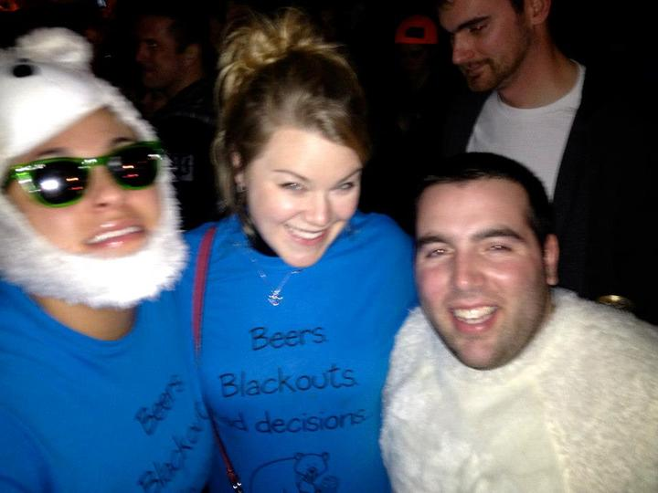 Polar Bears Do Sic T-Shirt Photo
