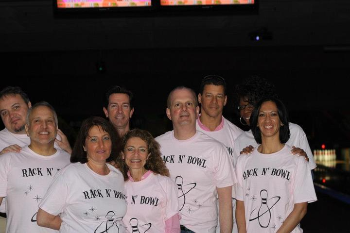 Bowling For A Cure!! T-Shirt Photo