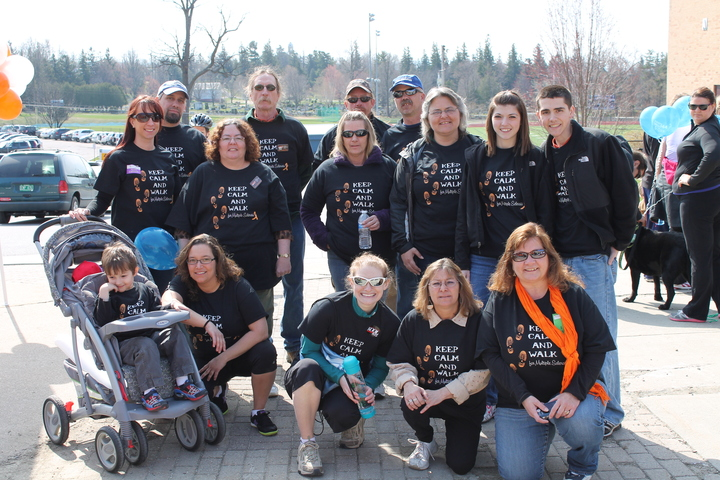 Ms Walk  T-Shirt Photo