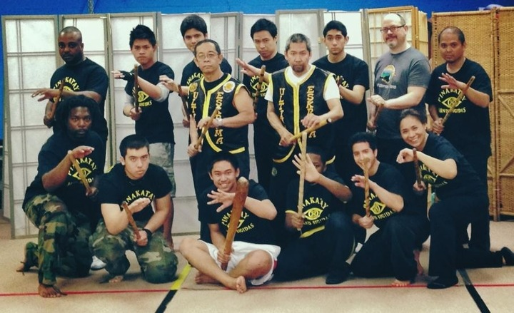 Traditional Filipino Martial Arts In Maryland! T-Shirt Photo