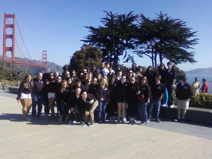 San Fransico Choir Tour T-Shirt Photo