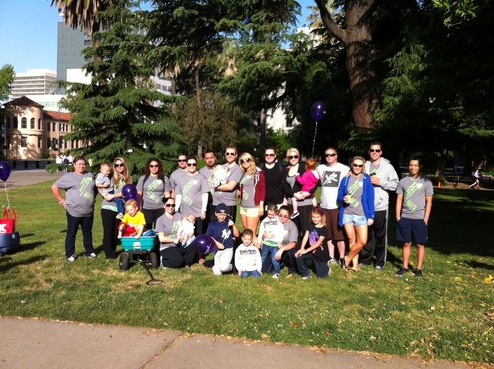 March For Babies Sacramento 2013 T-Shirt Photo