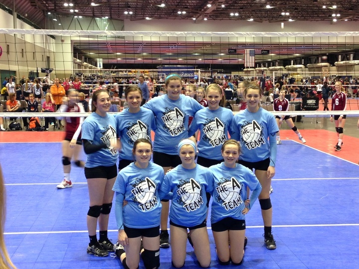 The A Team At Vcn T-Shirt Photo