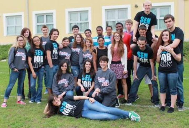 Aviano Senior Class Of 2013 T-Shirt Photo