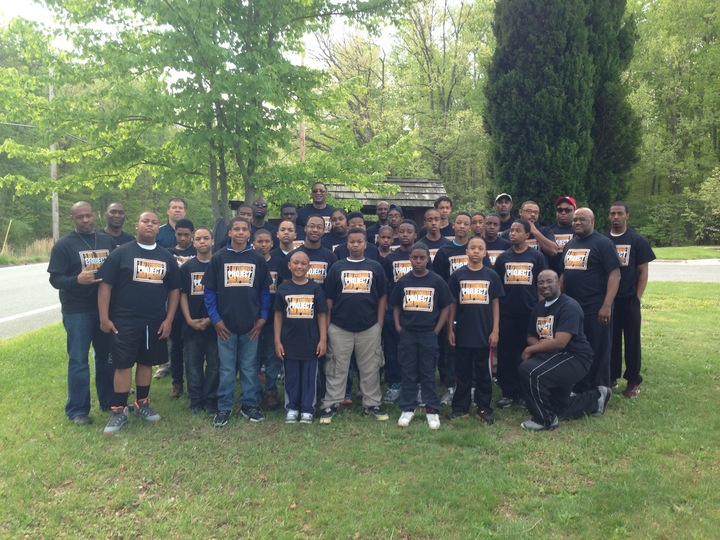 Kappa Epsilon Lambda Chapter Of Alpha Phi Alpha Fraternity, Inc. Project Alpha Conference 2013 T-Shirt Photo