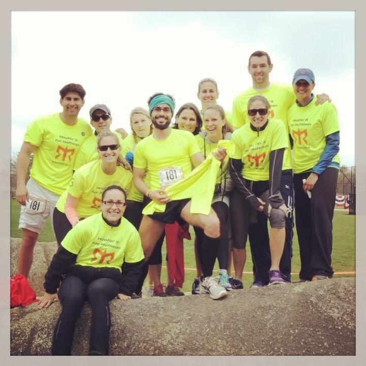 Ragnar Team H4 H Raising $ For Dana Farber Cancer Institute... T-Shirt Photo
