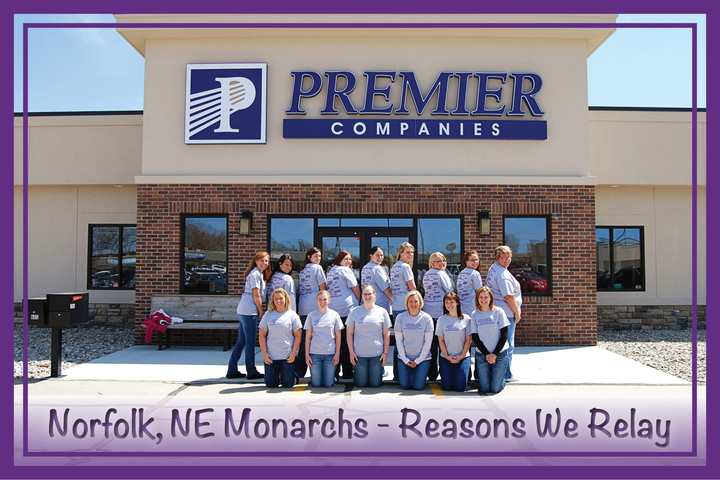 Premier Companies Relay Team T-Shirt Photo
