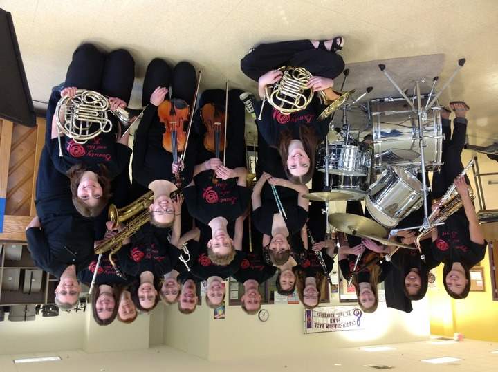 Cdh Pit Orchestra  T-Shirt Photo