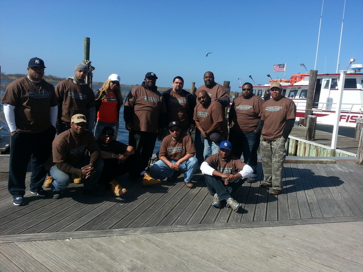 Sbrmc Fishing Trip T-Shirt Photo