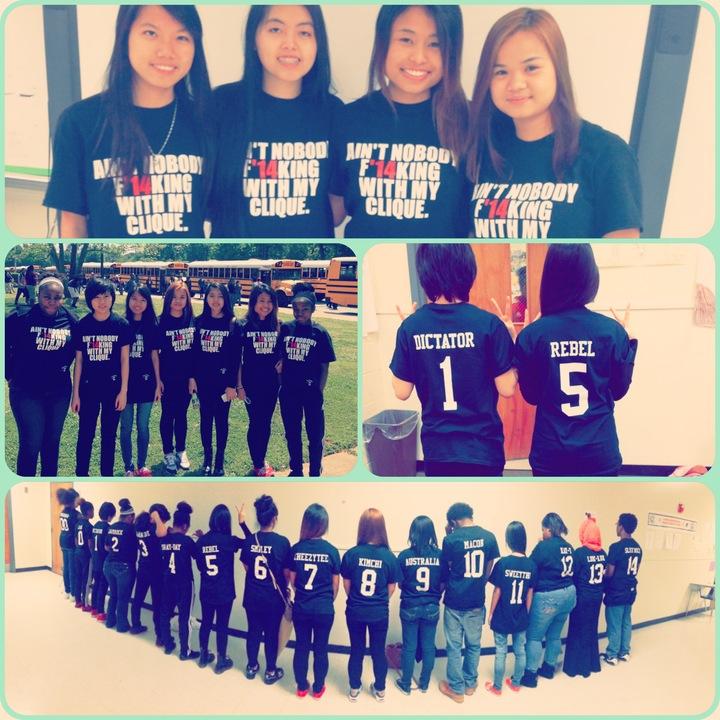 Trutru Friends T-Shirt Photo
