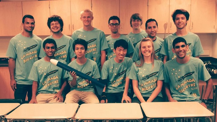 La Mirada Rocketry 2013 T-Shirt Photo