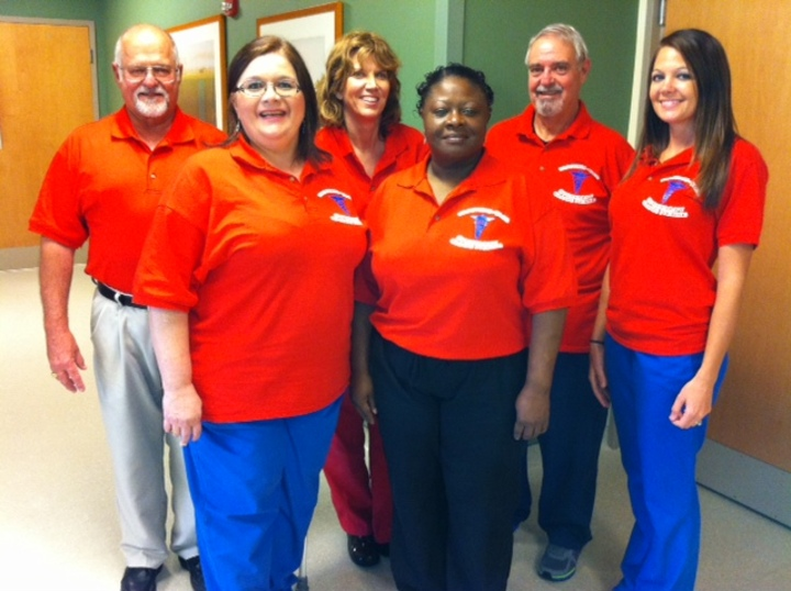 Specialty Clinic Nurses T-Shirt Photo