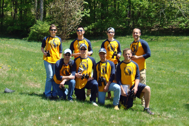 Ihhs Competetive Birdwatching Team T-Shirt Photo