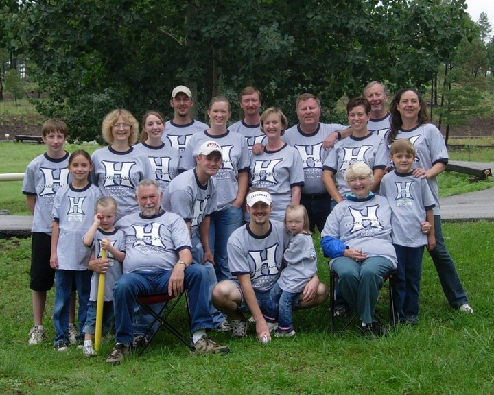 Hamerdinger Family Reunion T-Shirt Photo
