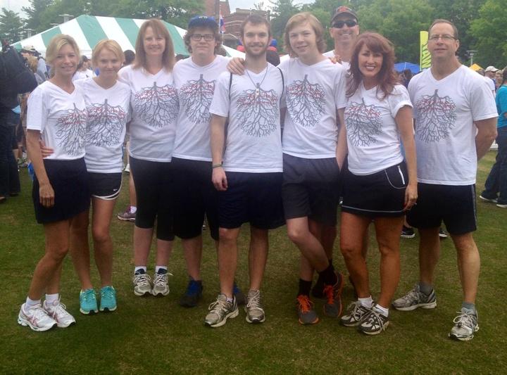 Team Brad T-Shirt Photo