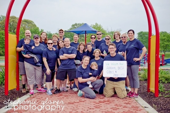Team Gerh Raises Awareness & Money For Preeclampsia! T-Shirt Photo