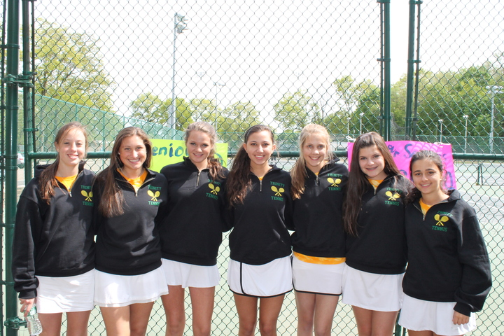 Tchs Tennis 2013 T-Shirt Photo