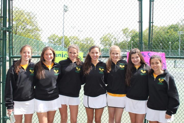 Tchs Tennis 2013 T-Shirt Photo