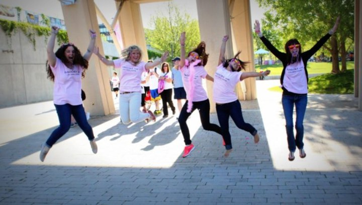 Jumping For Joy!!! T-Shirt Photo