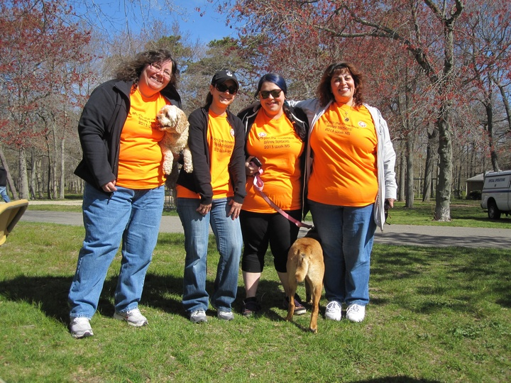 Join The Movement Walk Ms T-Shirt Photo