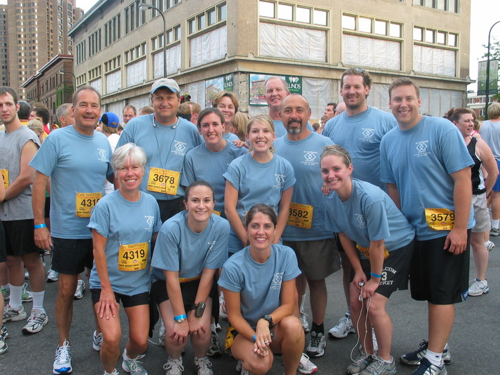 Torchlight 5 K Run July 18, 2006 T-Shirt Photo
