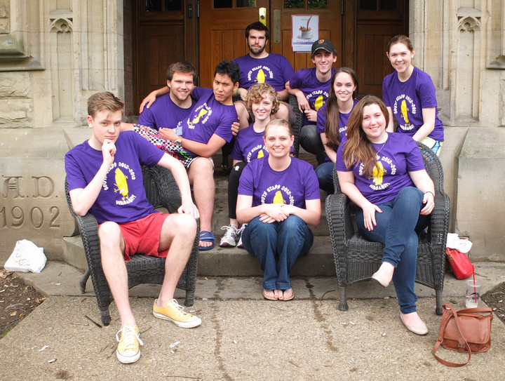 Final Week Of Protecting South Campus! T-Shirt Photo