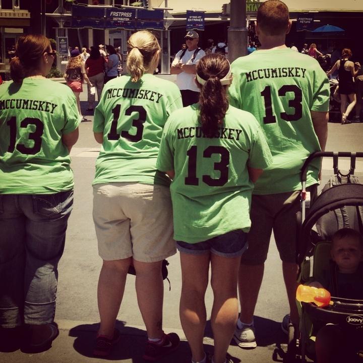 Loving Disney T-Shirt Photo