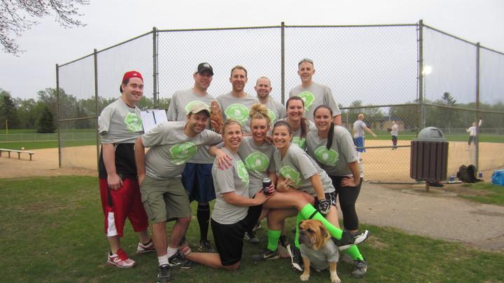 Team Spirit! T-Shirt Photo