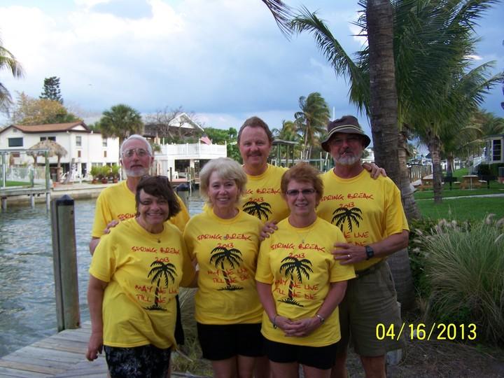 Young At Heart Vacation T-Shirt Photo