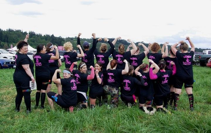 Womb Raiders T-Shirt Photo