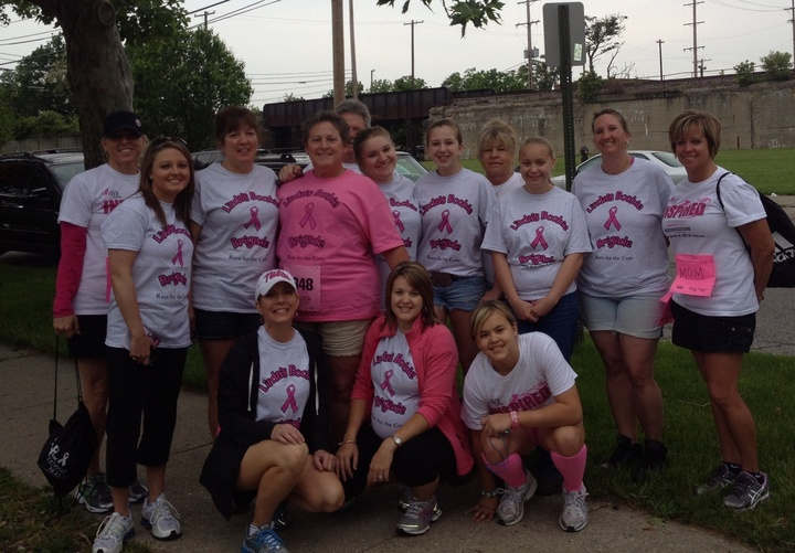 Race For The Cure 2013~ 1 Year Survivor!!! T-Shirt Photo
