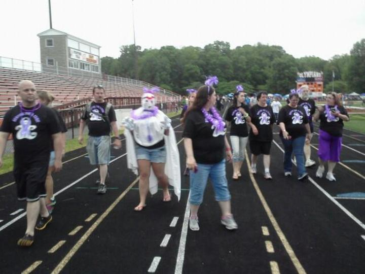 Relay For Life 2013, Columbus, In. Igt Sec T-Shirt Photo