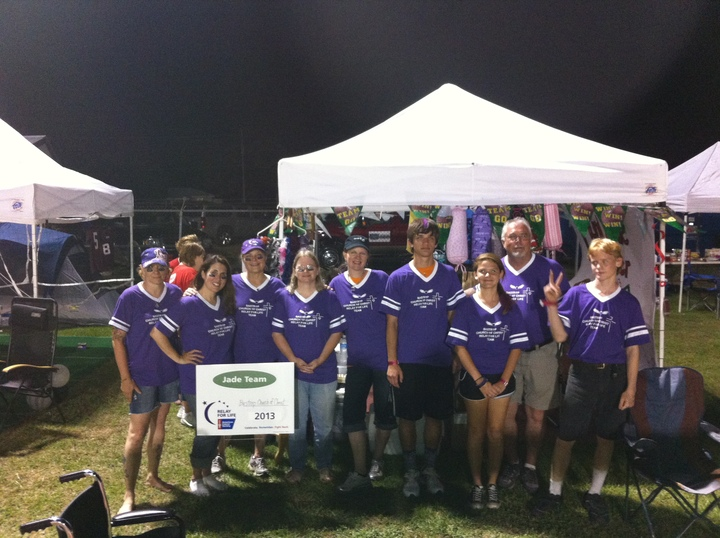 Relay For Life 2013! T-Shirt Photo