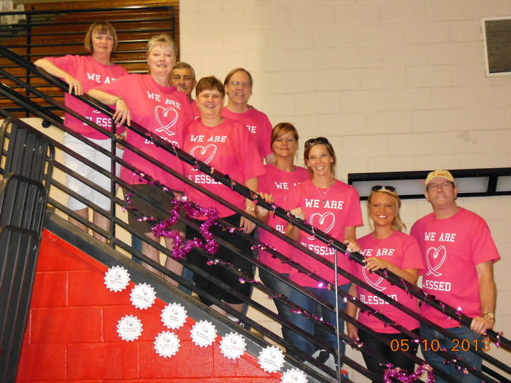 Relay For Life 2013  Team Blessed T-Shirt Photo
