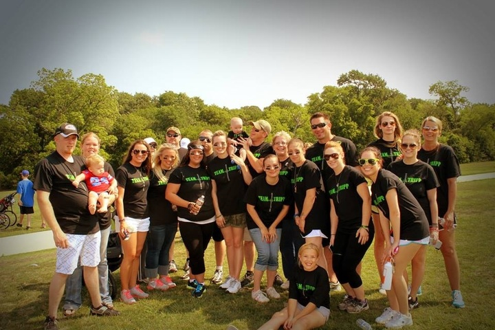 Chd Awareness Walk 2013 T-Shirt Photo